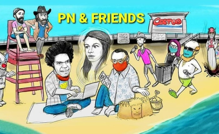 Meghan Reviews: 'PN & Friends'