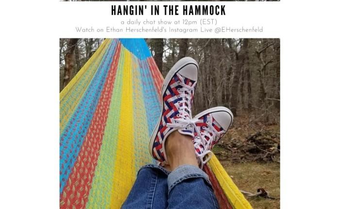 'Hangin' in the Hammock' withPanda