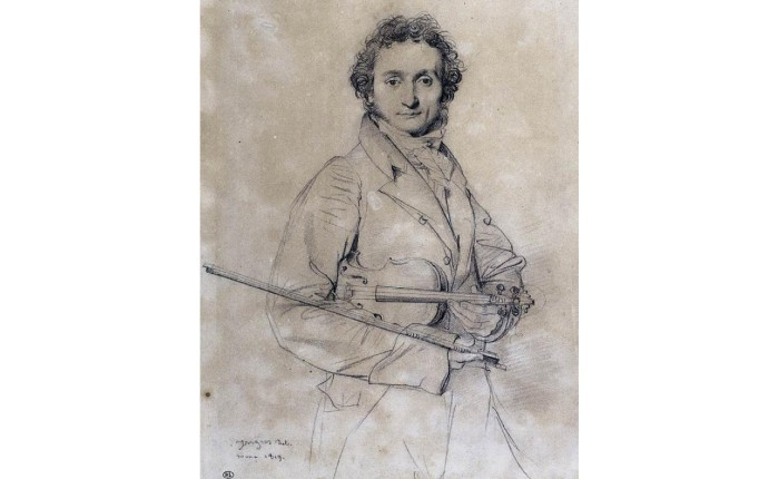 'The Pic of Paganini,' a poem by Panda🐼
